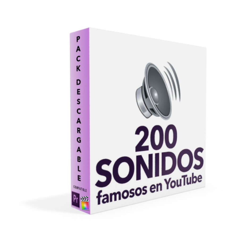 200 sonidos youtube
