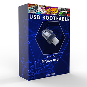 USB Booteable Mojave