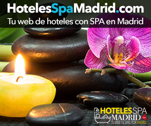 hoteles con spa en madrid