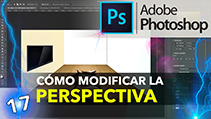 modificar perspectiva en photoshop