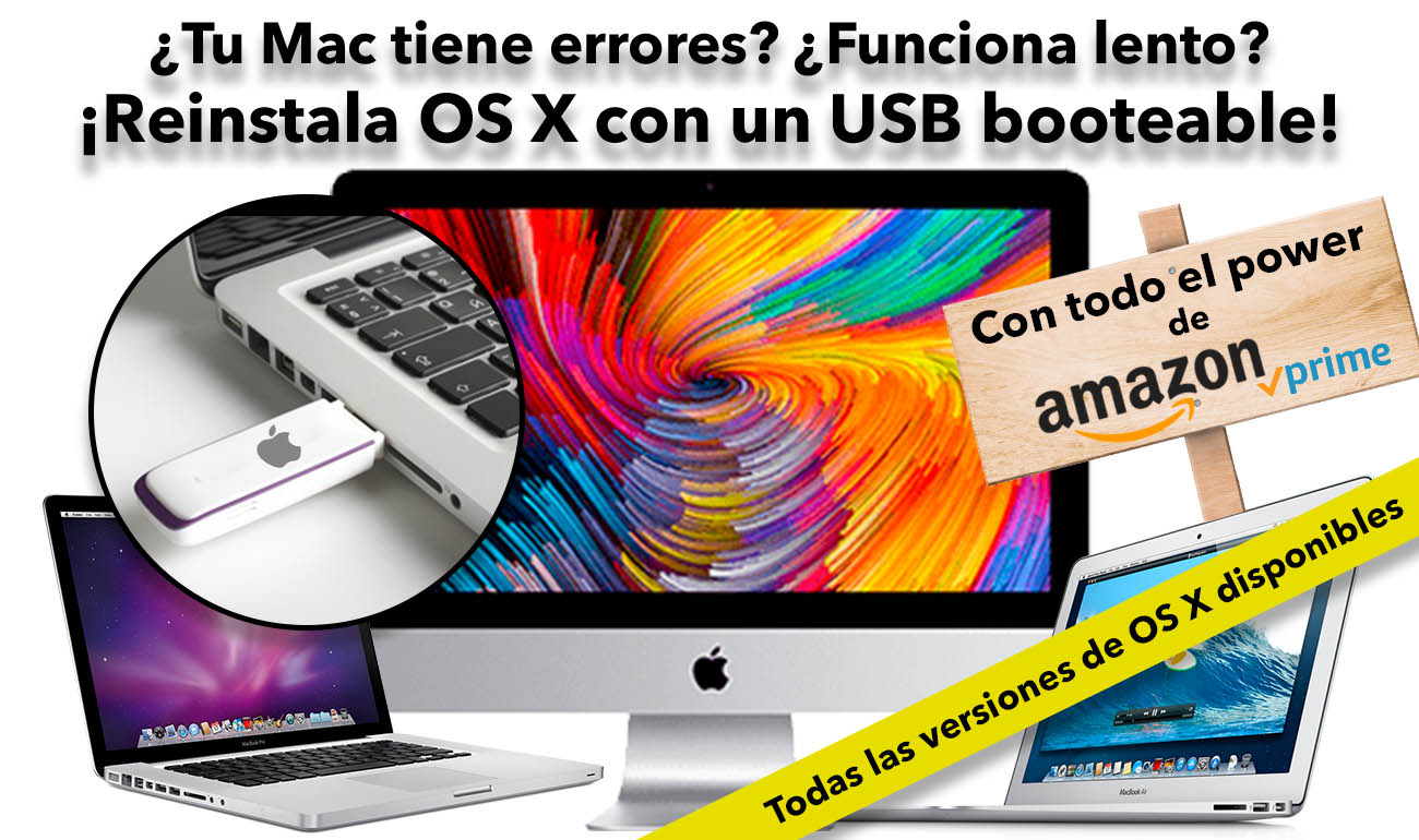 usb booteable el capitan