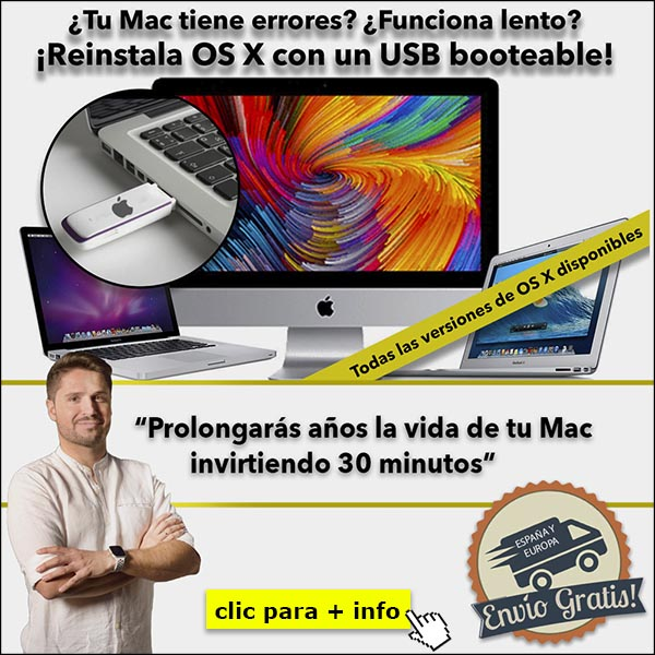 comprar usb mac